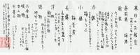 鶴亀荘「本日のお献立」