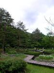 日光市上三依水生植物園