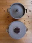 文化鍋と無水鍋