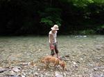 川遊びチャイ